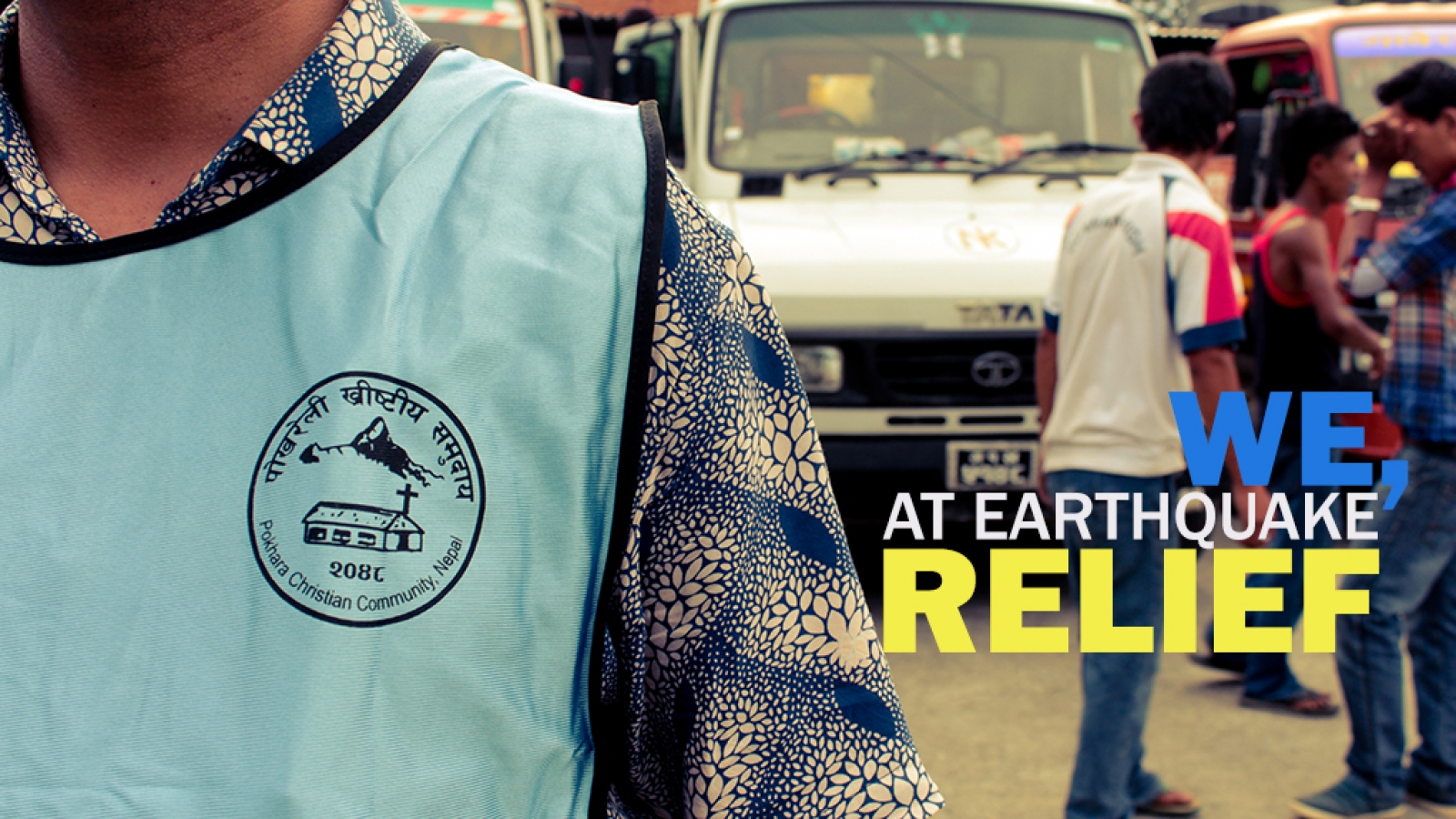 Earthquake Relief Featured